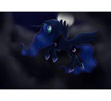 My little Pony: Friendship is Magic - Princess Luna - Night Flight Photographic Print