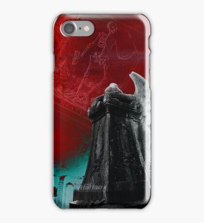 Death Tarot Grave iPhone Case/Skin
