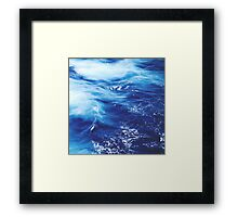 Gorgeous Water Framed Print