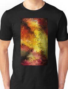 Lines Creative Bright Colors Unisex T-Shirt