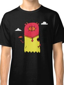 Have a Nice Day Illustration Classic T-Shirt