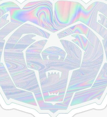MSU Bear Sticker