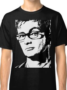 David Tennant: 10th Doctor Classic T-Shirt