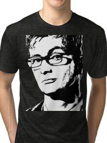 David Tennant: 10th Doctor Tri-blend T-Shirt