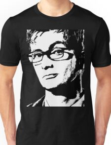 David Tennant: 10th Doctor Unisex T-Shirt