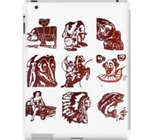 Billboard Series iPad Case/Skin