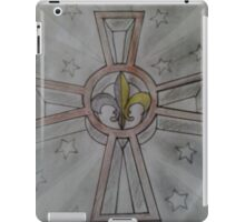 Royal Cross iPad Case/Skin