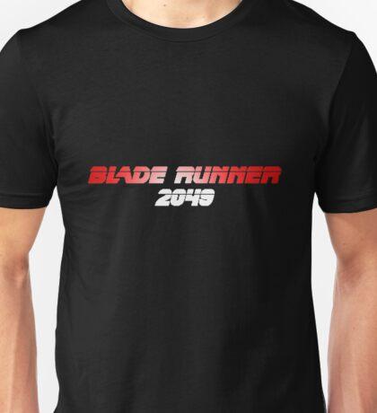 Bladerunner 2049 Unisex T-Shirt