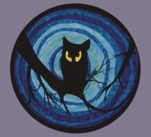 time for child stories: the EVIL OWL Kids Clothes