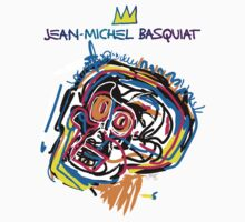 Jean Michel Basquiat Head Version 2 | Unisex T-Shirt