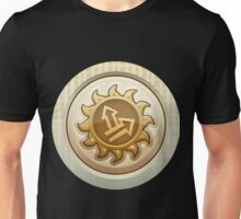 Glitch Achievement first humbaba emblem Unisex T-Shirt