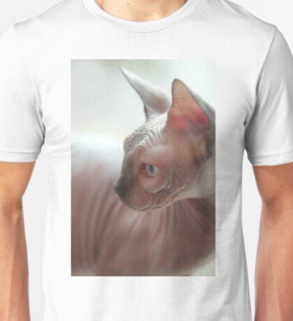 sphinx hairless cat Unisex T-Shirt