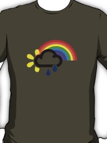 A chance of rainbows T-Shirt