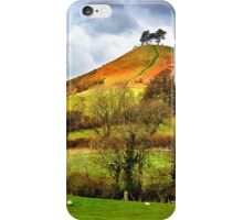 Colmers Hill Landscape iPhone Case/Skin