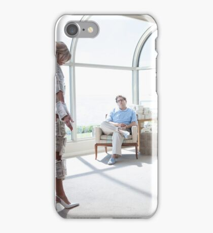 Wolf Of Wall Street Money Team iPhone Case/Skin
