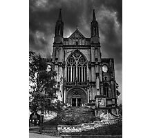 0544 St Paul's Cathedral, Dunedin Photographic Print