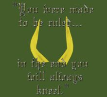 Loki is Made to Rule by REDROCKETDINER