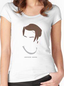 SKAM - P. Chris Women's Fitted Scoop T-Shirt