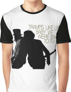 Born to run Graphic T-Shirt