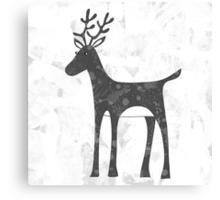 Genevieve's Reindeer Canvas Print