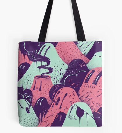 Lavalumps Tote Bag