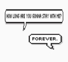How Long Are You Gonna Stay With Me? by sndshsnbdwlf