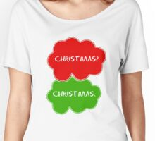 The Fault In Our Stars Christmas Women's Relaxed Fit T-Shirt