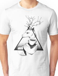 Metaphisical Deer Unisex T-Shirt