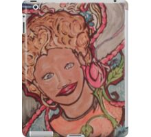 The Lady and The Mask iPad Case/Skin