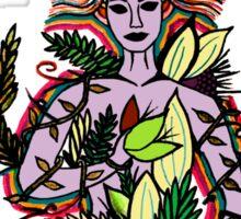 Flora Sticker