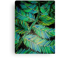 Wild Fern from Mars Canvas Print