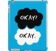 The Fault In Our Stars Clouds iPad Case/Skin