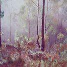 Glowing Mist by Lynda Robinson