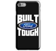 Built tough iPhone Case/Skin