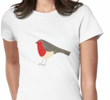 Robin Womens Fitted T-Shirt