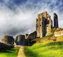 The Old Castle by Vicki Field