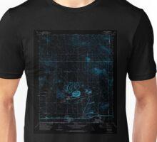 USGS TOPO Map California CA Boron 100547 1973 24000 geo Inverted Unisex T-Shirt