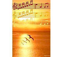 Musical Fantasy No 2 Photographic Print