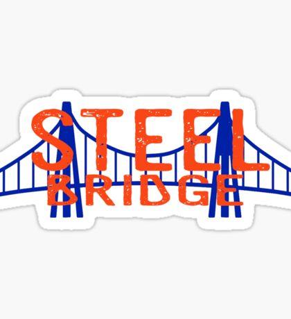 Steel Bridge Sticker
