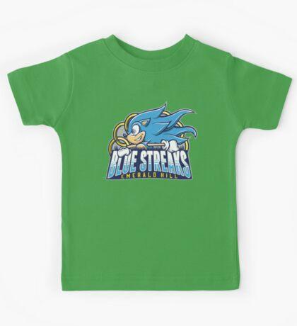 EH Blue Streaks Kids Tee