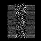 Joy Division - Unknown Pleasures by Ginger Alen