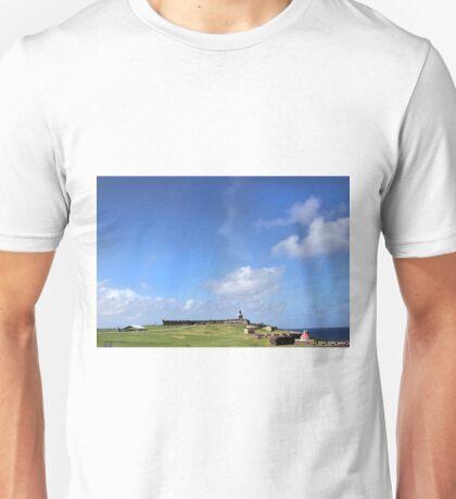 Castillo Del Morro Unisex T-Shirt