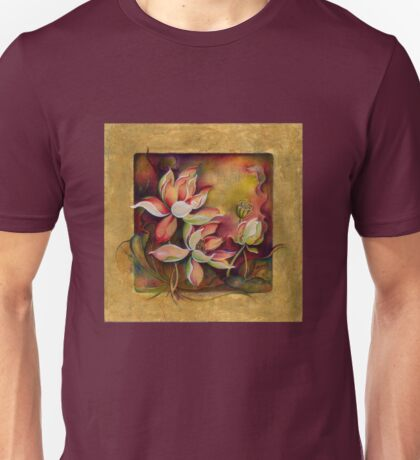 """At a Family Wander"" from the series ""In the Lotus Land"" Unisex T-Shirt"