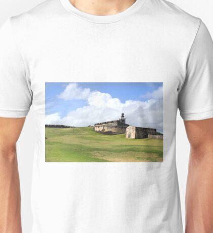 El Castillo Del Morro Unisex T-Shirt