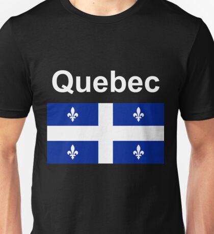 Quebec Unisex T-Shirt