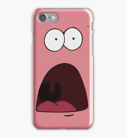 Patrick Star iPhone Case/Skin