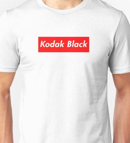Kodak Black Supreme Logo Unisex T-Shirt