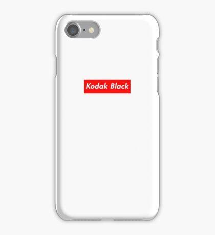 Kodak Black Supreme Logo iPhone Case/Skin