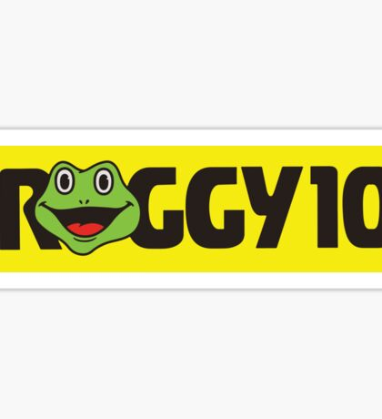 Froggy 101 The Office Sticker