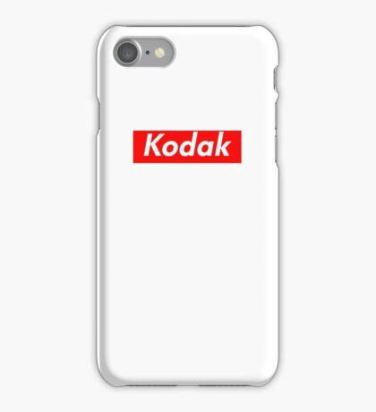 Kodak Supreme Logo iPhone Case/Skin
